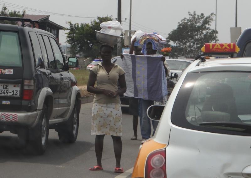 Ghana Street Life